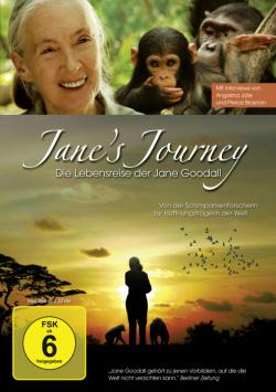 Jane`s Journey - The Journey of Jane Goodall - DVD