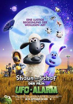 Shaun das Schaf – Der Film: Ufo Alarm