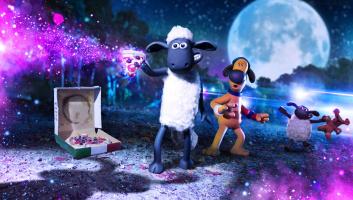 Shaun the sheep - The movie: Ufo Alarm