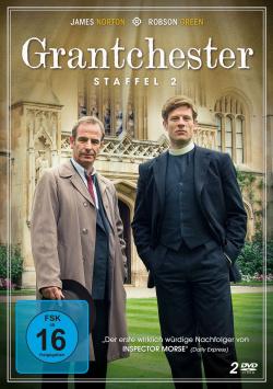 Grantchester – Staffel 2 – DVD
