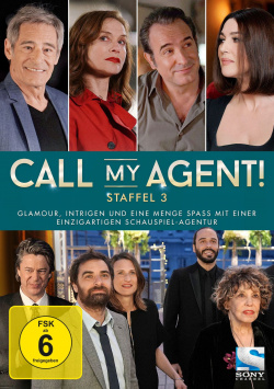 Call my Agent - Season 3 - DVD