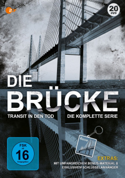 Die Brücke erscheint als Komplett-Edition mit allen vier Staffeln