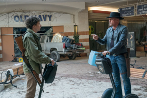 Zombieland: Double holds better