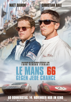 Le Mans 66 - Against every chance