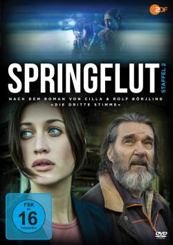 Springflut - Season 2 - DVD
