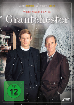 Christmas in Grantchester - DVD