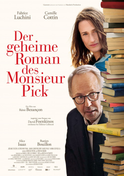 The secret novel of Monsieur Pick