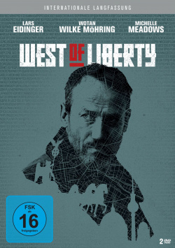 West of Liberty - DVD