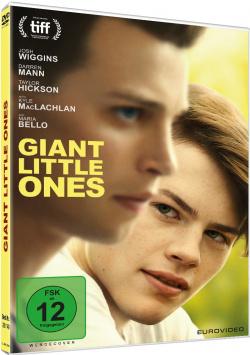 Giant Little Ones - DVD