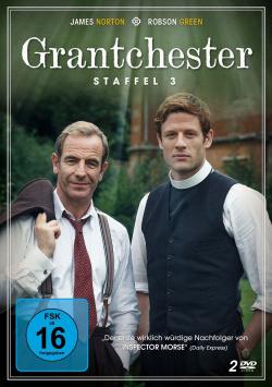 Grantchester - Season 3 - DVD