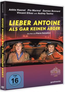 Lieber Antoine als gar keinen Ärger – DVD