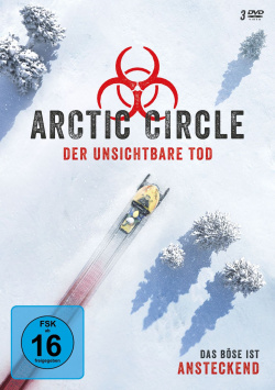 Arctic Circle - The Invisible Death - DVD