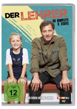 Der Lehrer – Die komplette 8. Staffel – DVD