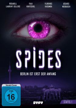 Spides – Staffel 1 – DVD