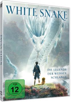 White Snake – DVD
