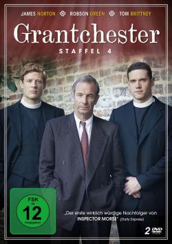 Grantchester – Staffel 4 – DVD
