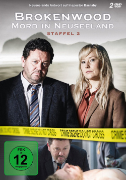 Brokenwood – Mord in Neuseeland – Staffel 2 - DVD
