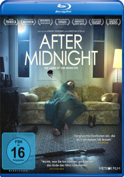 After Midnight – Blu-ray