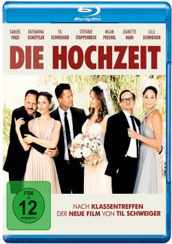 Die Hochzeit – Blu-ray