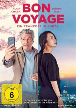 Bon Voyage - A Frenchman in Korea - DVD