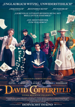 David Copperfield - Once Rich and Back