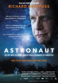 ASTRONAUT - Regisseurin Shelagh McLeod & Raumfahrtexpertin Laura Winterling im Filmgespräch