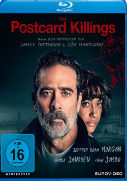 The Postcard Killings – Blu-ray