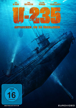 U-235 - Dive to survive - DVD