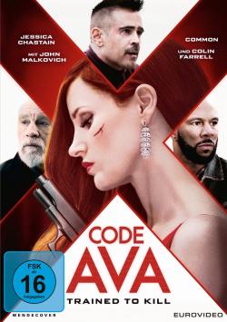 Code Ava – Trained to Kill - DVD