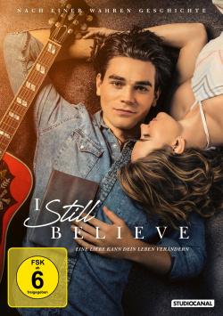 I still believe – DVD