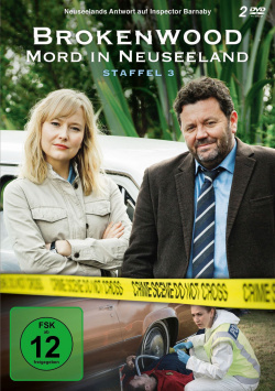 Brokenwood – Mord in Neuseeland – Staffel 3 - DVD