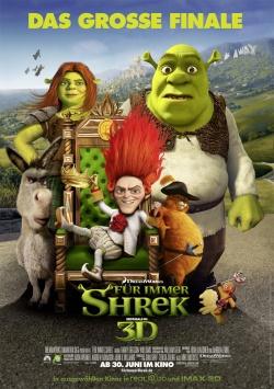 Für immer Shrek (in 3-D)