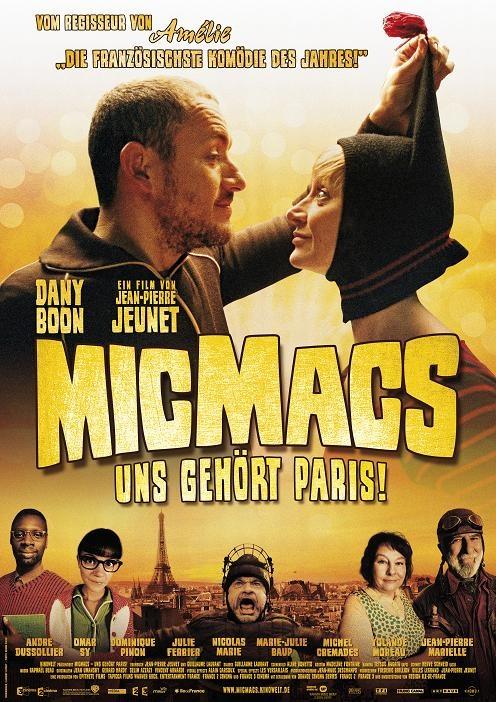 Micmacs Uns Gehört Paris