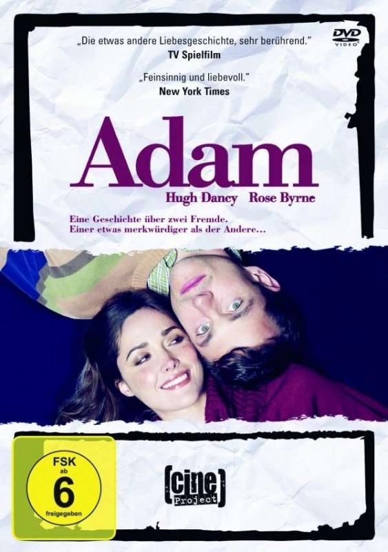 Adam – Eine Geschichte über Zwei Fremde. Einer Etwas Merkwürdiger Als Der Andere.
