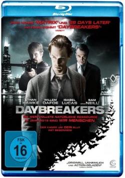 Daybreakers - Blu-Ray