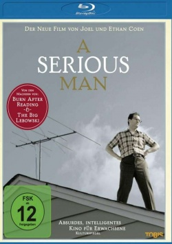 A Serious Man - Blu-Ray