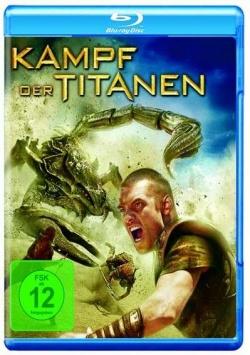 Kampf der Titanen - Blu-Ray