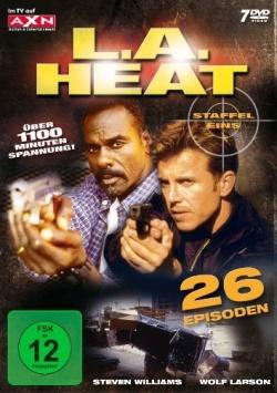 L.A. Heat – Staffel 1 - DVD