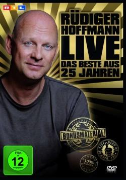 Rüdiger Hoffmann LIVE – Das Beste aus 25 Jahren - DVD