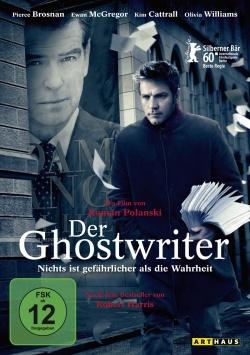Der Ghostwriter - Special Edition, 2 DVDs