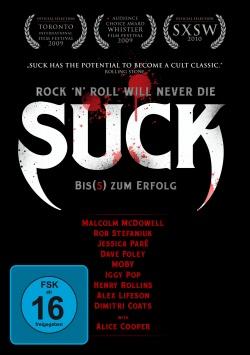 Suck – Bis(s) zum Erfolg - DVD
