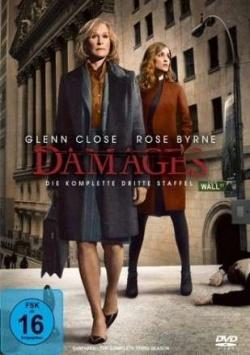 Damages – Im Netz der Macht Die komplette dritte Staffel - DVD