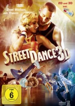 Street Dance 3D - Blu-Ray