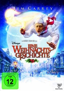Disneys Eine Weihnachtsgeschichte - DVD