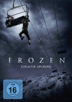 Frozen – Eiskalter Abgrund - DVD