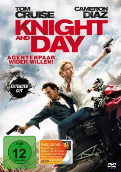 Knight and Day (Extendet Cut) - DVD