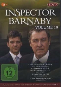 Inspector Barnaby Vol. 10 - DVD