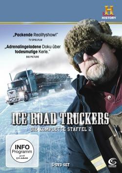 Ice Road Truckers Staffel 2 – DVD