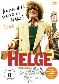 Helge Schneider Live – Komm hier haste ne Mark! – DVD