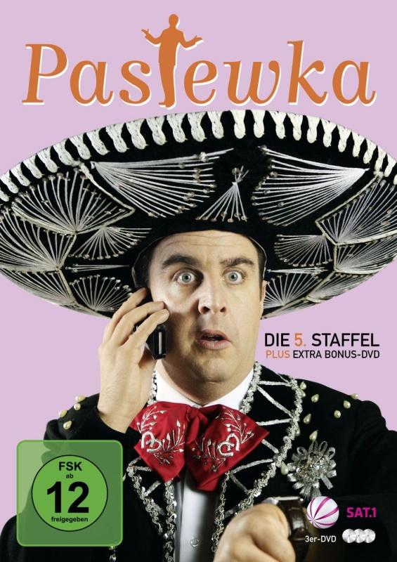 Pastewka Staffel 8 Dvd